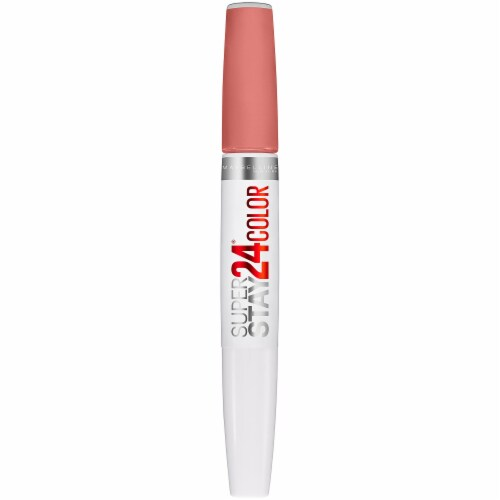 Maybelline Super Stay 24 Color Loaded Latte Liquid Lipstick Perspective: front