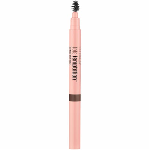 Maybelline Total Temptation Medium Brown Brow Definer Perspective: front