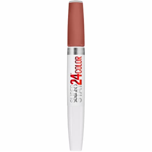 Maybelline Super Stay 24 Color Endless Espresso Lipstick Perspective: front