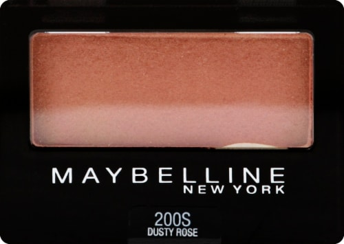 Maybelline Expert Wear Dusty Rose Eyeshadow Perspective: front