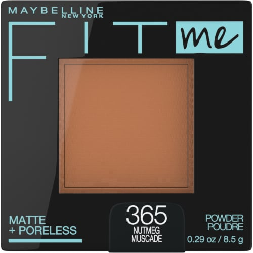 Maybelline Nutmeg Fit Me Matte + Poreless Pressed Face Powder Perspective: front