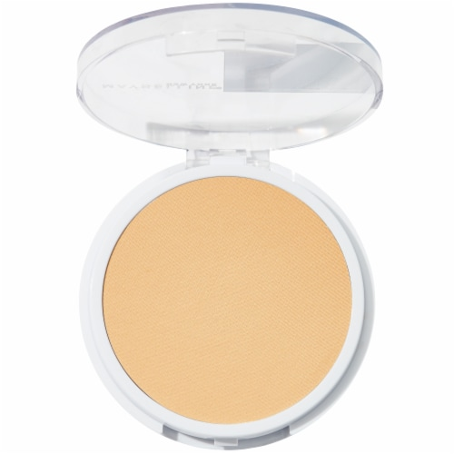 Maybelline Super Stay Full Coverage Golden Caramel Powder Foundation Perspective: front