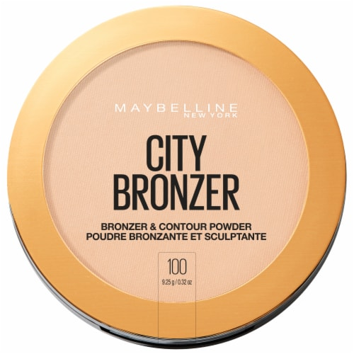 Maybelline City Bronzer and Contour Powder - 100 Perspective: front