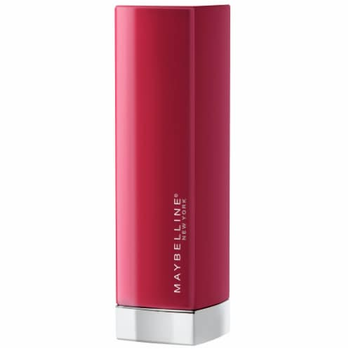 Maybelline Color Sensational Made for All Plum for Me Lipstick Perspective: front