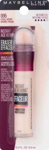 Maybelline Instant Age Rewind Eraser 095 Cool Ivory Multi-Use Concealer Perspective: front