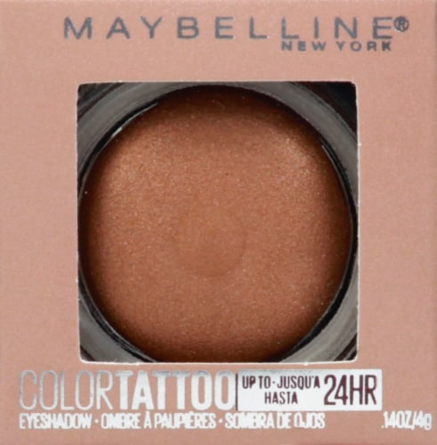 Maybelline Color Tattoo 24HR Longwear  High Roller Cream Eyeshadow Perspective: front