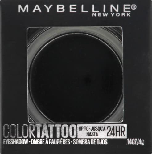 Maybelline Color Tattoo Longwear Risk Maker Cream Eyeshadow Perspective: front