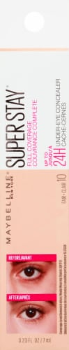 Maybelline 10 Fair Super Stay Concealer Perspective: front