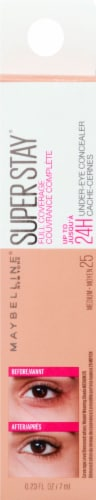 Maybelline 25 Medium Super Stay Concealer Perspective: front