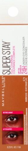 Maybelline 52 Warm Olive Super Stay Concealer Perspective: front