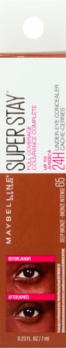 Maybelline 65 Deep Bronze Super Stay Concealer Perspective: front