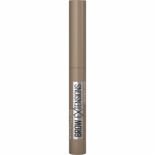 Maybelline Brow Extensions 250 Blonde Fiber Pomade Crayon Perspective: front