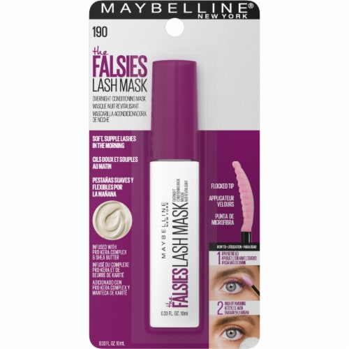 Maybelline The Falsies 190 Lash Mask Eyelash Conditioner Perspective: front