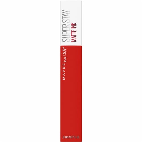 Maybelline Super Stay Matte Ink Innovator Liquid Lipstick Perspective: front