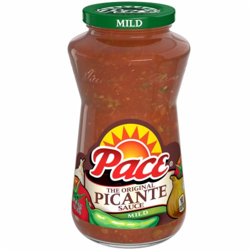 Pace Mild Picante Sauce Perspective: front