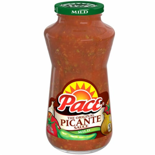 Pace Mild Picante Salsa Perspective: front
