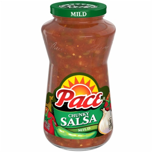 Pace® Mild Chunky Salsa Perspective: front