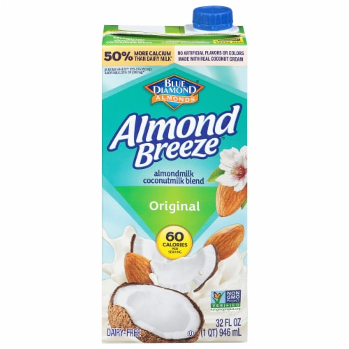 Blue Diamond Almond Breeze Coconut Milk Blend Perspective: front
