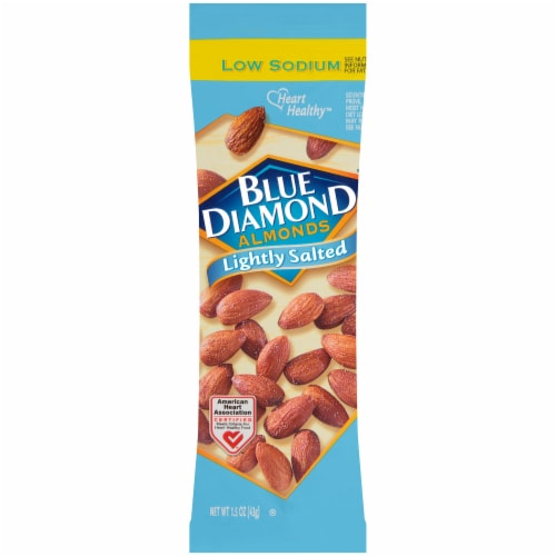 Blue Diamond® Lightly Salted Almonds Perspective: front