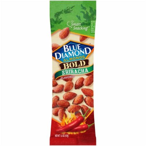 Blue Diamond Bold Sriracha Flavored Almonds Perspective: front
