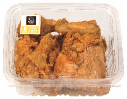 Fried Chicken Perspective: front