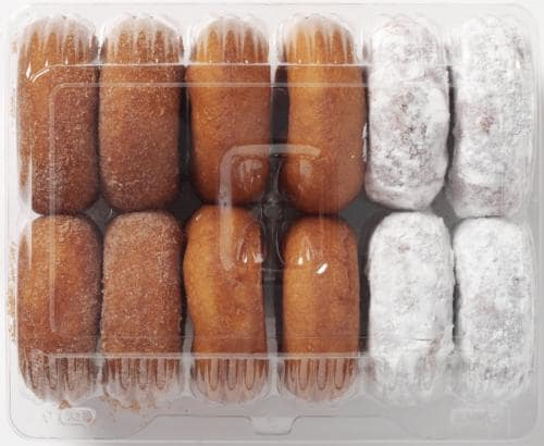 Bakery Fresh Variety Pack Cake Donuts Perspective: front