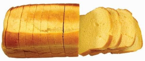 Bakery Fresh Sliced French Brioche Perspective: front
