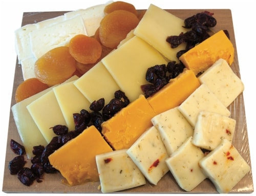Cheese Quartet Perspective: front