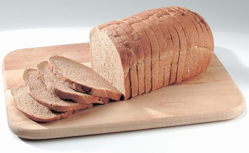 Bakery Fresh Whole Wheat Bread Perspective: front