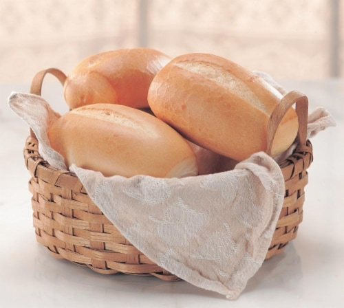 Bakery Fresh Club Rolls Perspective: front