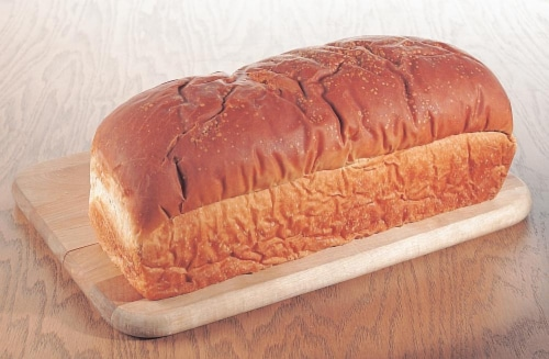 Bakery Fresh White Bread Perspective: front