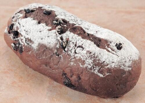 Pumpernickel Bread Perspective: front