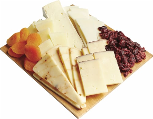 Cheese Quintet Perspective: front