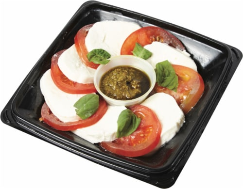 Small Caprese Tray Perspective: front