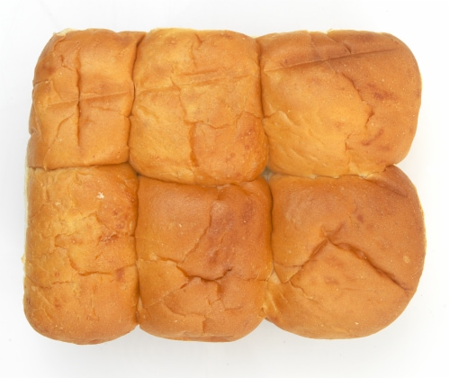 Bakery Fresh Goodness Dinner Rolls Perspective: front