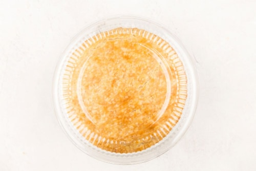 Roasted Chicken Hot Pot Pie Perspective: front