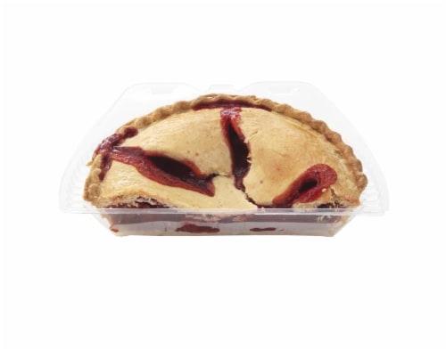 Cherry Pie Half Perspective: front