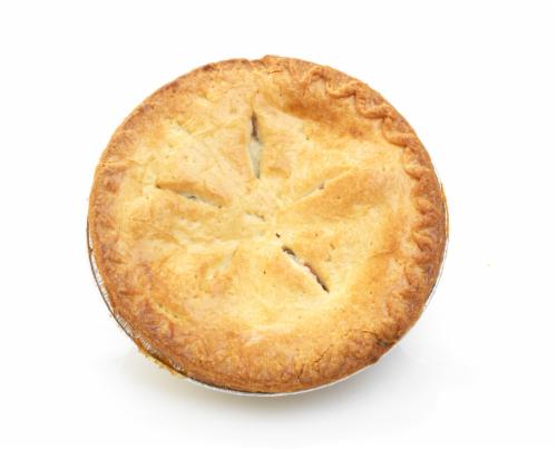 Apple Pie Half Perspective: front
