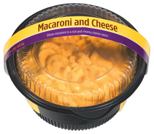 Wholesome@Home Medium Mac & Cheese Perspective: front