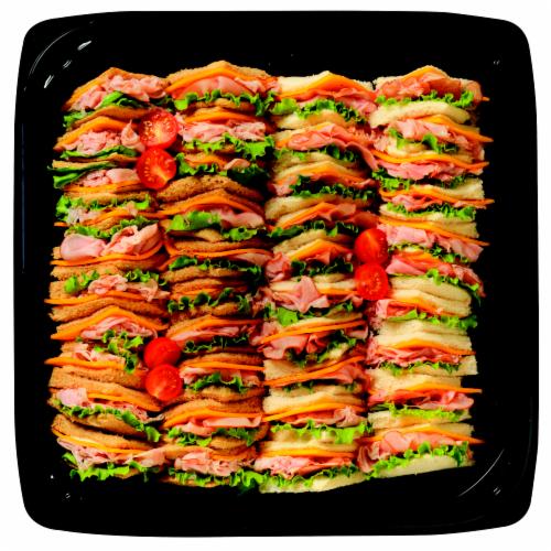 Deli Tea Sandwich Platter Perspective: front
