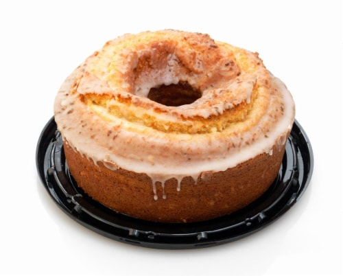 Bakery Fresh Goodness Louisiana Crunch Pudding Cake Perspective: front