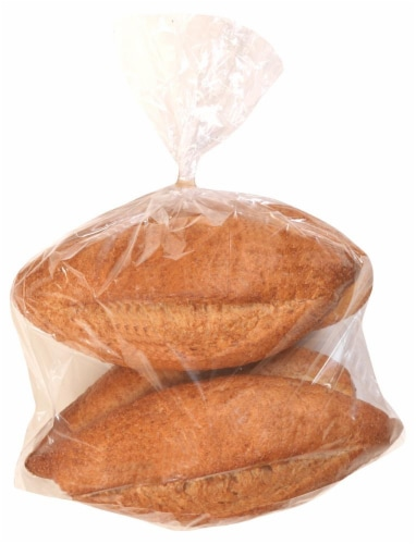 Bakery Fresh Goodness Wheat Bolillo Rolls Perspective: front