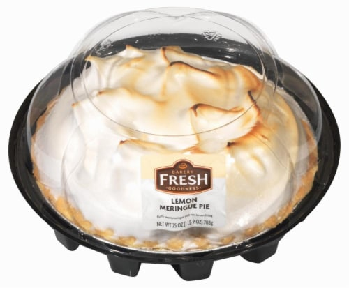 Bakery Fresh Goodness Lemon Meringue Pie Perspective: front