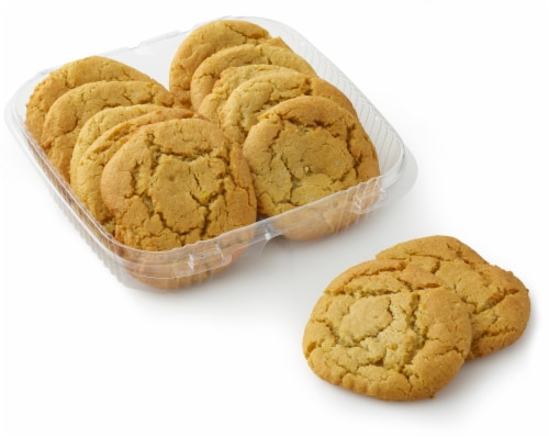 Bakery Fresh Goodness Lemon Soft Top Cookies Perspective: front