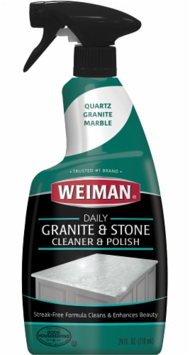 Weiman® Granite Cleaner and Polish Perspective: front