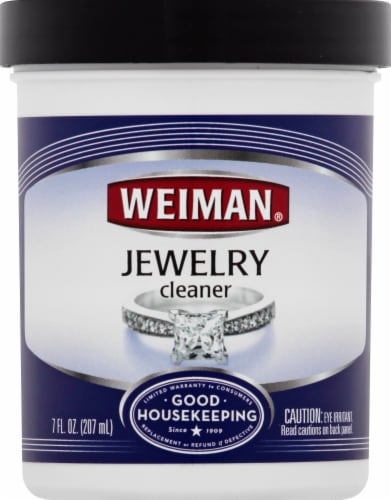 Weiman Jewelry Cleaner Perspective: front