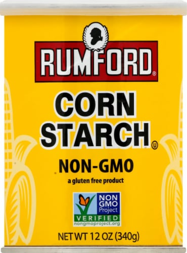 Rumford Corn Starch Perspective: front
