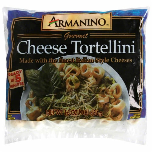 Armanino Cheese Tortellini Perspective: front