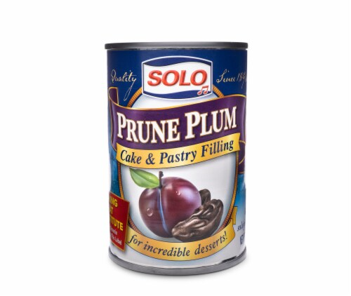 Solo Prune Plum Cake & Pastry Filling Perspective: front