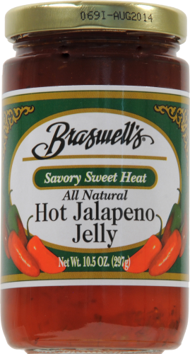 Braswell's Hot Pepper Jelly Perspective: front